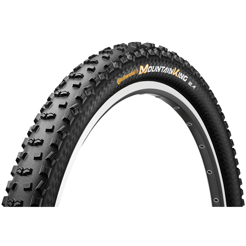 Continental Mountain King MK2 Folding MTB Tyre - 26""
