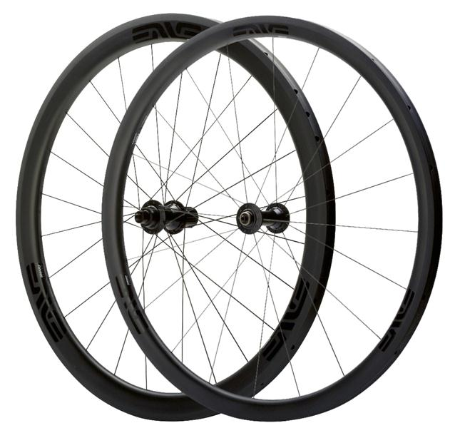 Enve SES 3.4 Clincher Wheelset CK Hub - Plus Free Tyres