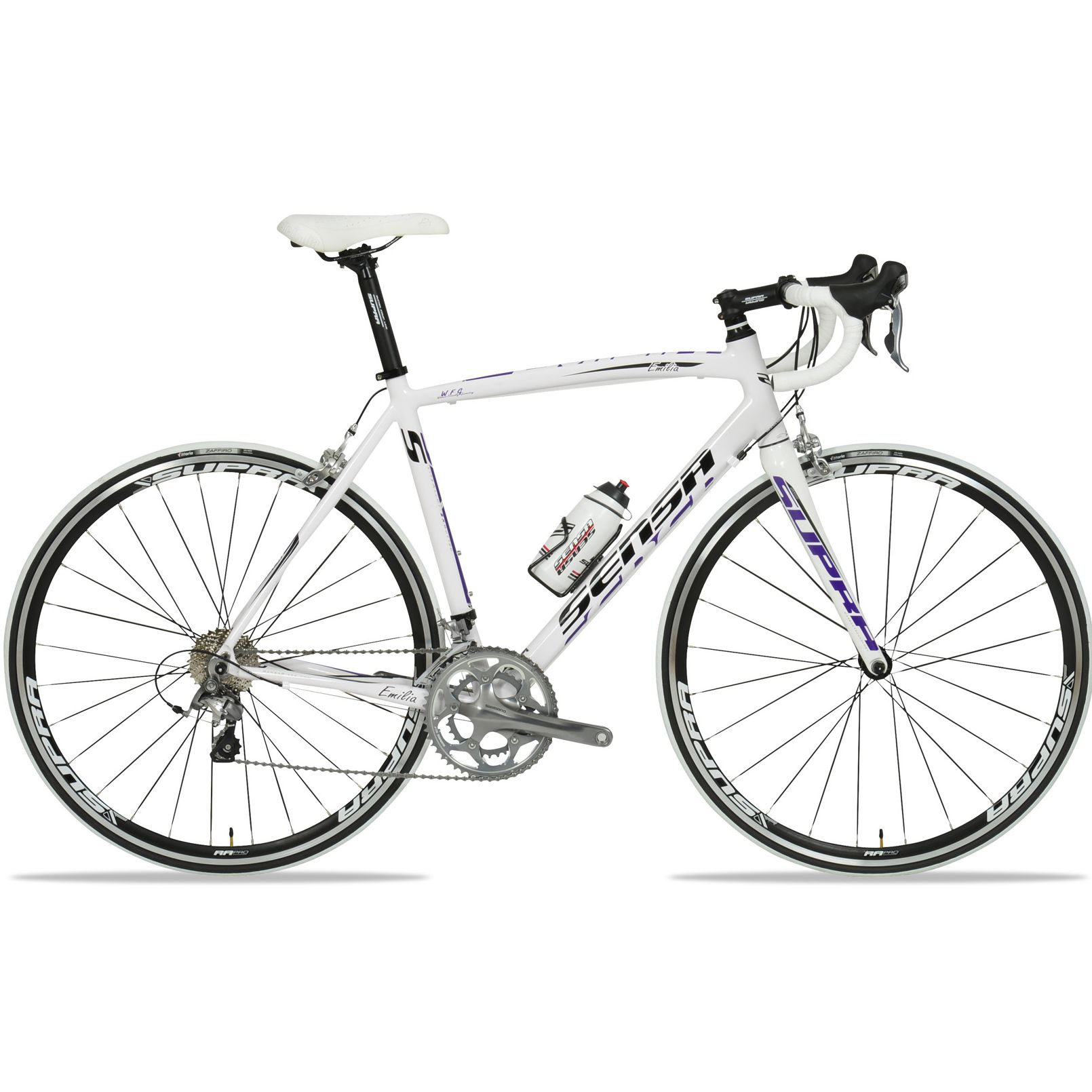 Lady Comp: Sensa Emilia Lady Comp Road Bike 54cm