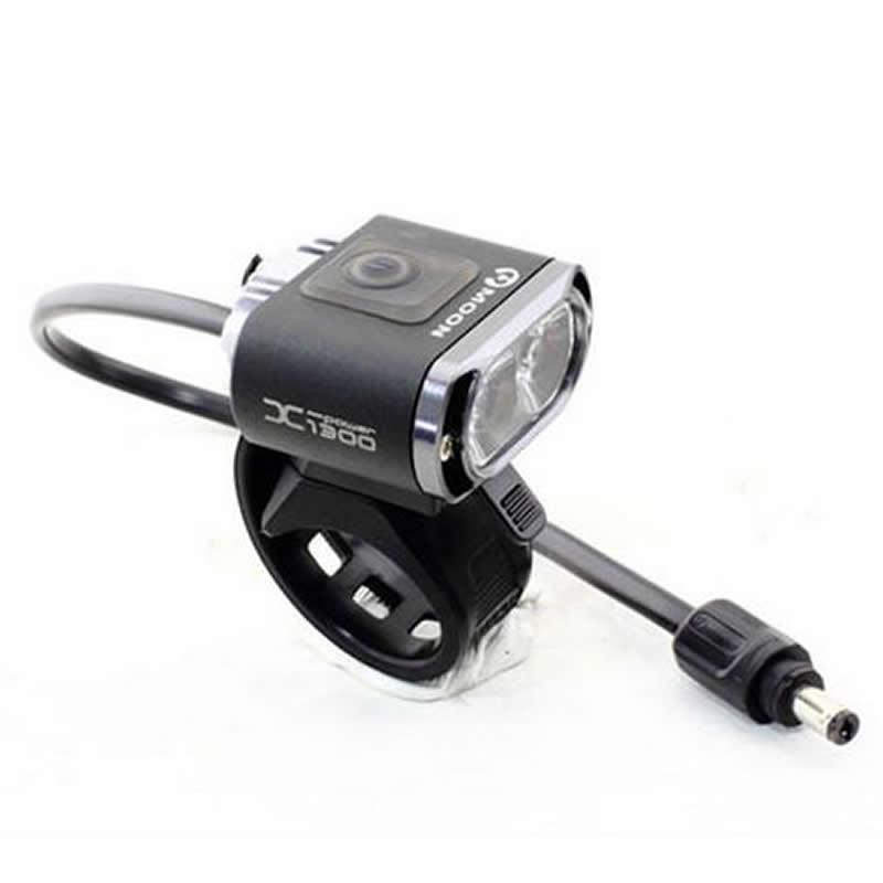 Moon X Power 1300 Rechargeable Front Bike Light