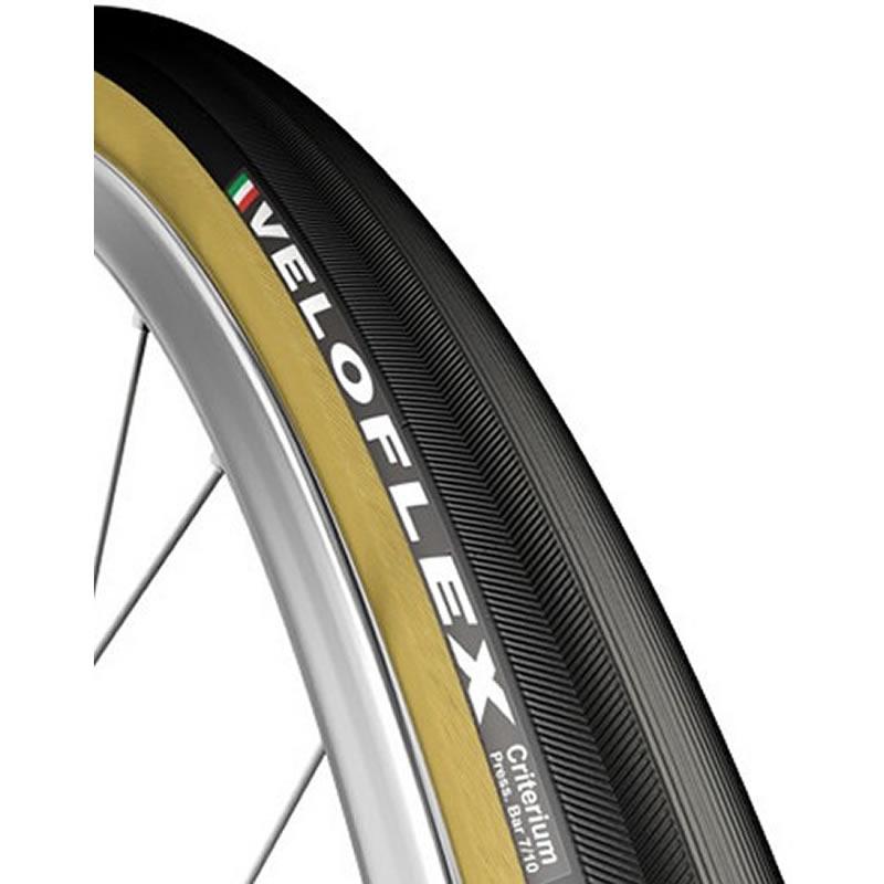 "Veloflex Criterium Tubular Road Tyre - 28"" x 23mm"