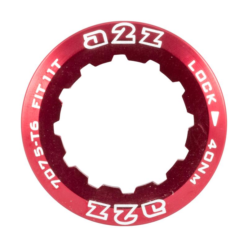 A2Z Alloy Cassette Lock Ring Shimano/Sram 12t