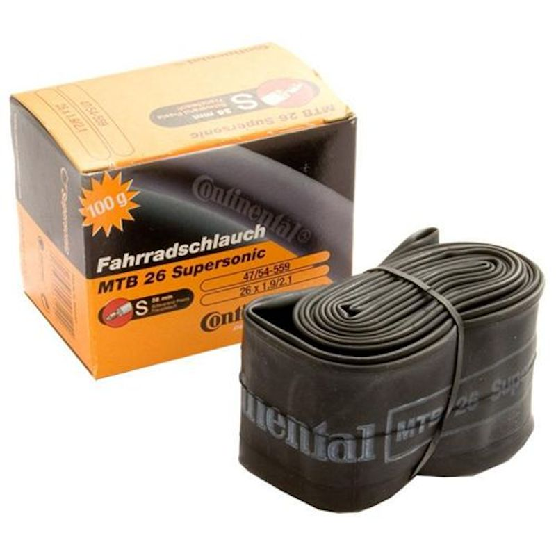 """Continental Supersonic MTB Inner Tube - 26"""""""