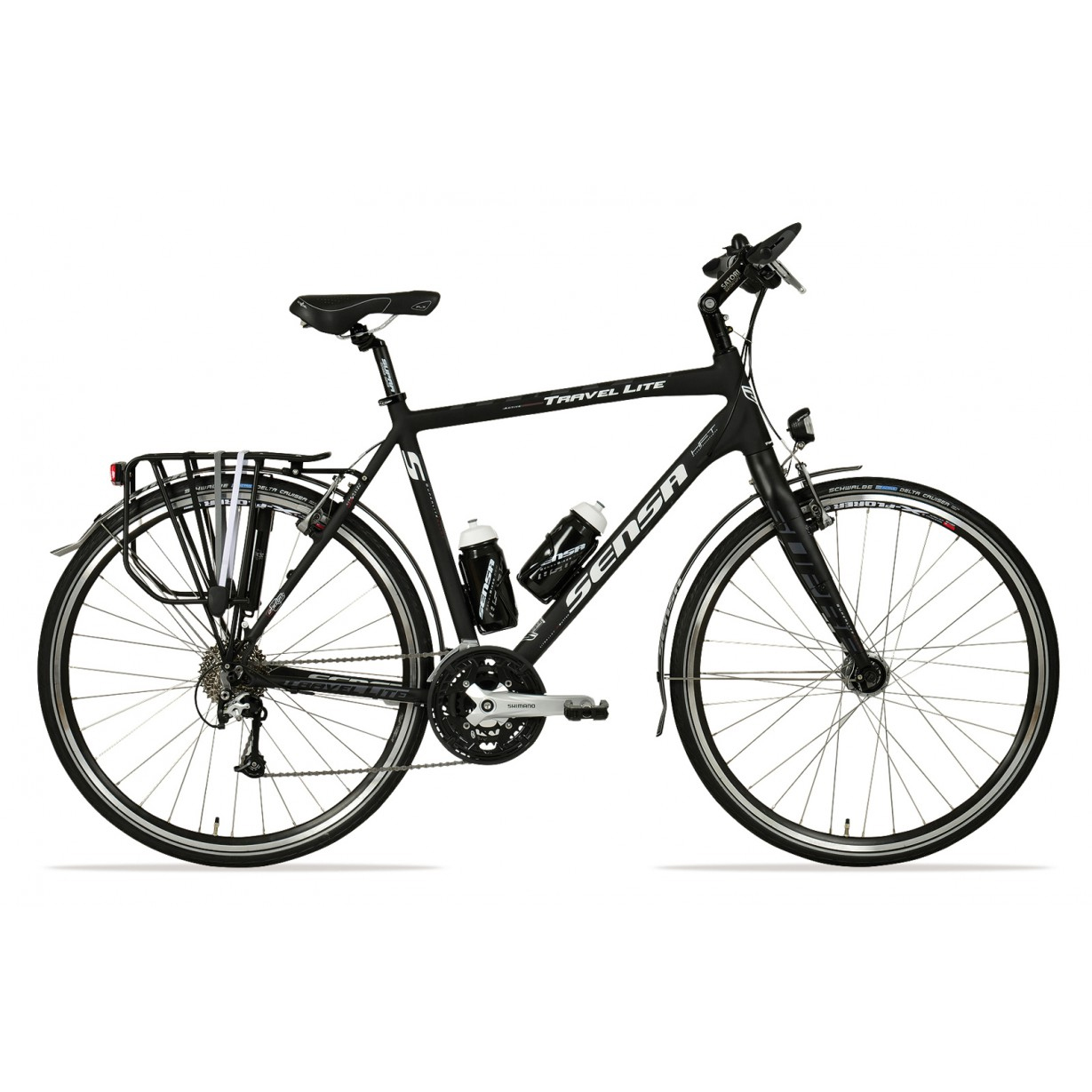 Sensa Travel Lite Trekking Bike