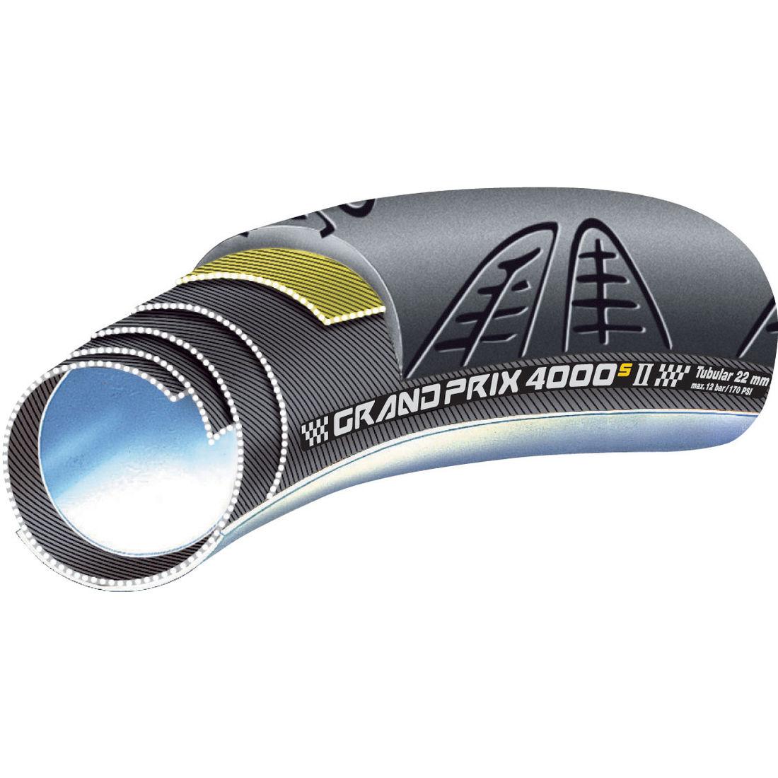 Continental Grand Prix 4000s II Tubular Road Tyre