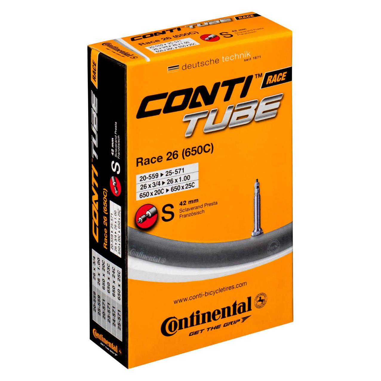 Continental Race 26 Inner Tube