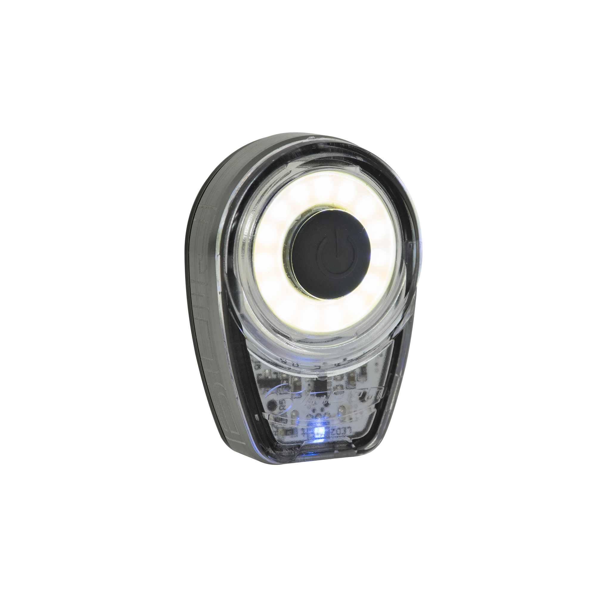 Moon Ring Rechargeable Front Bike Light