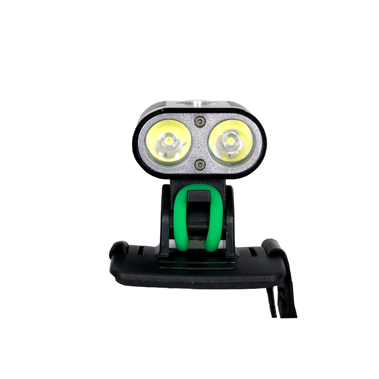 K20 High Powered Front Bike Light