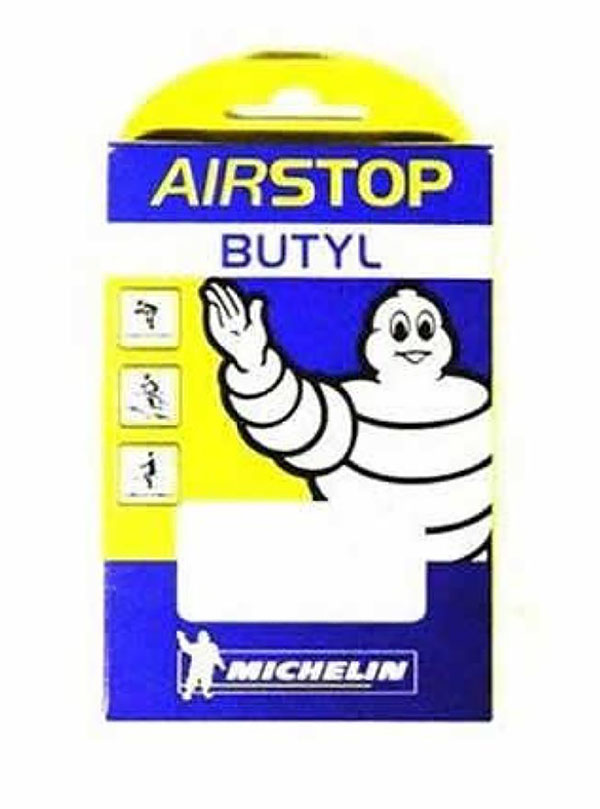 Michelin Airstop 80mm Extra Long Valve Presta Tube - 700c