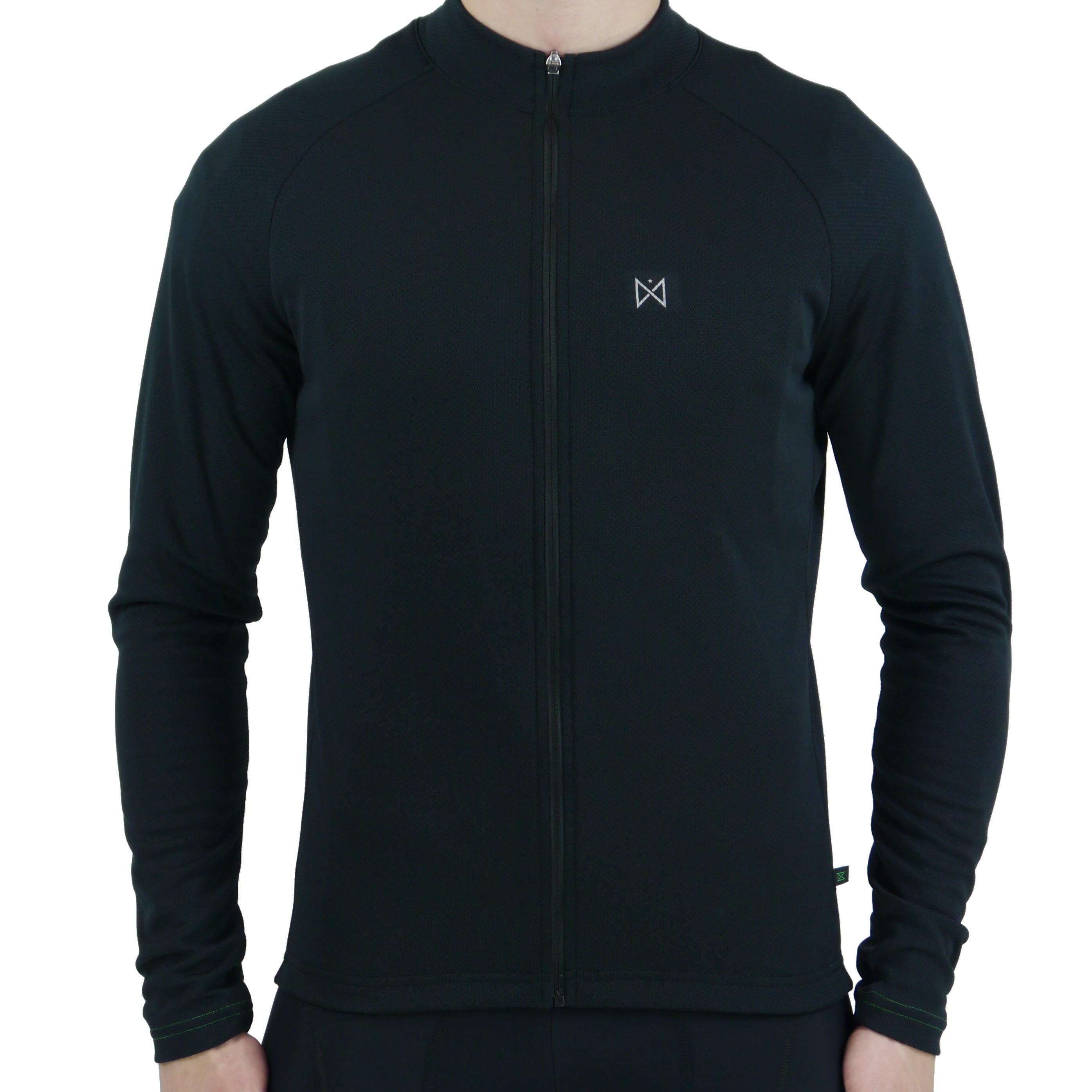 d75918cef Merlin Wear Core Long Sleeve Cycling Jersey