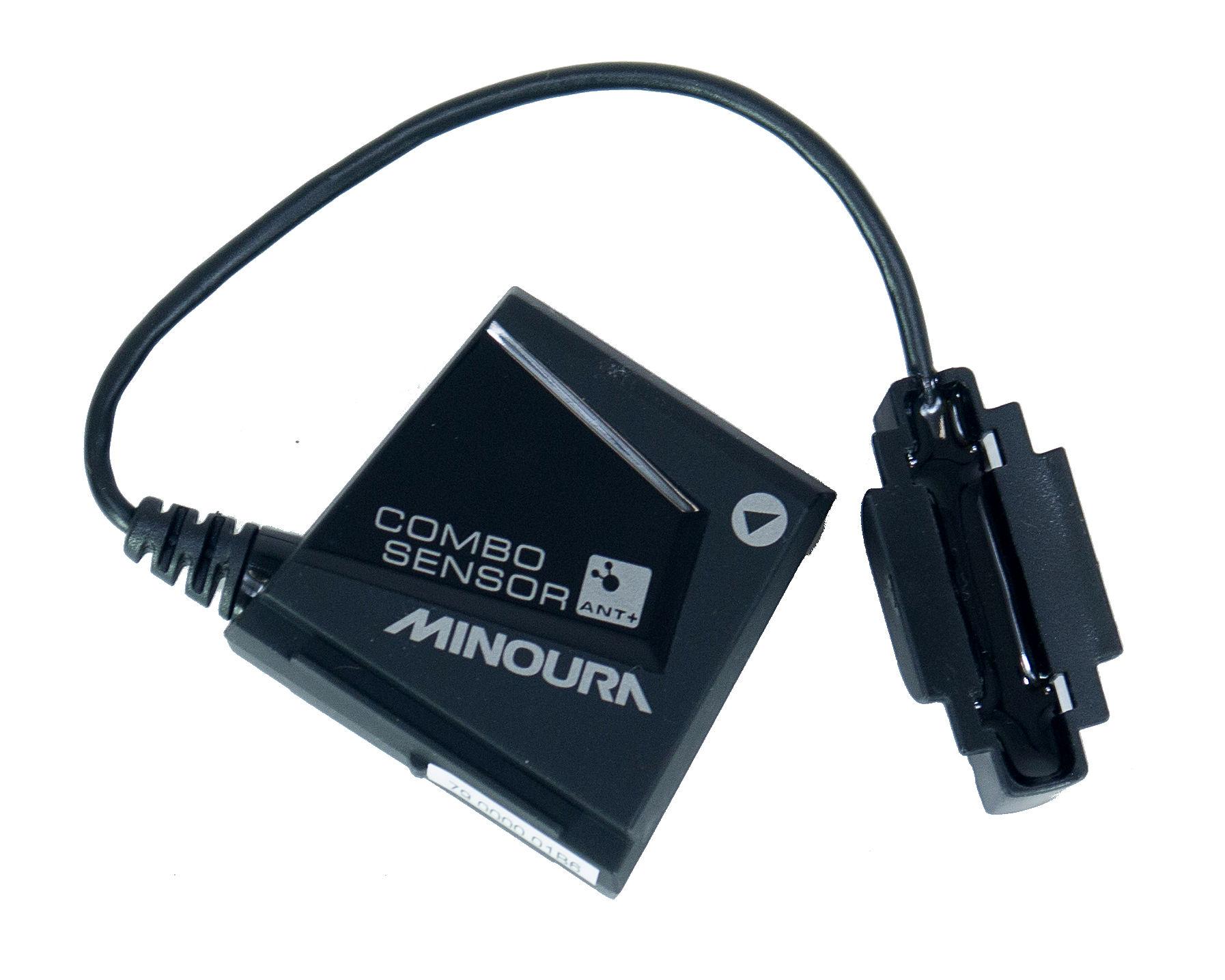Minoura ANT+ Live Training Speed/Cadence Sensor