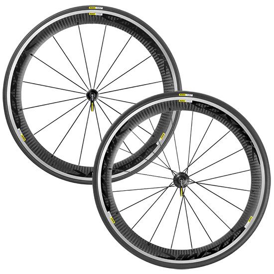 Mavic Cosmic Pro Carbon Road Wheelset