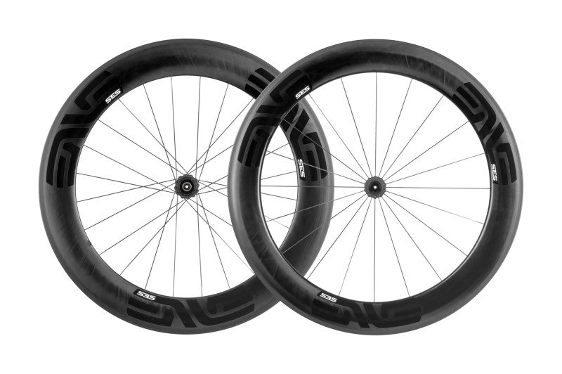 ENVE 7.8 SES NBT Clincher Road Wheelset - Chris King Hubs