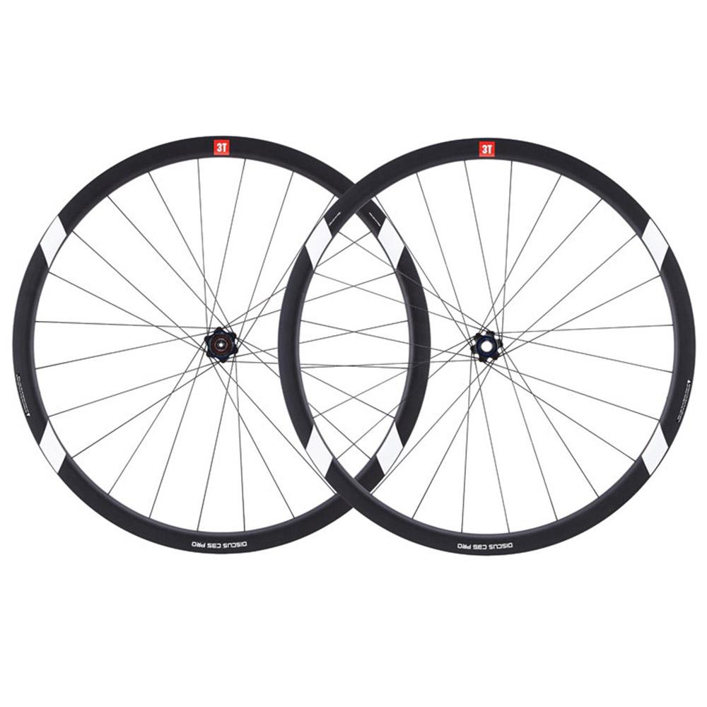 3T Discus C35 Pro Disc Clincher Road Wheelset