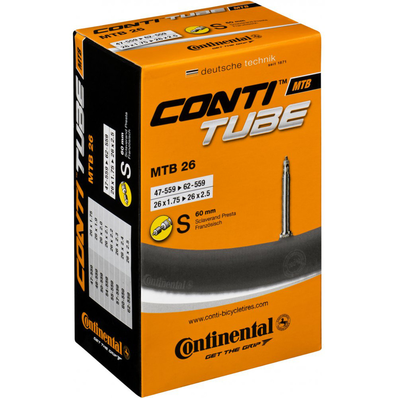 "Continental 26"" MTB Inner Tube"