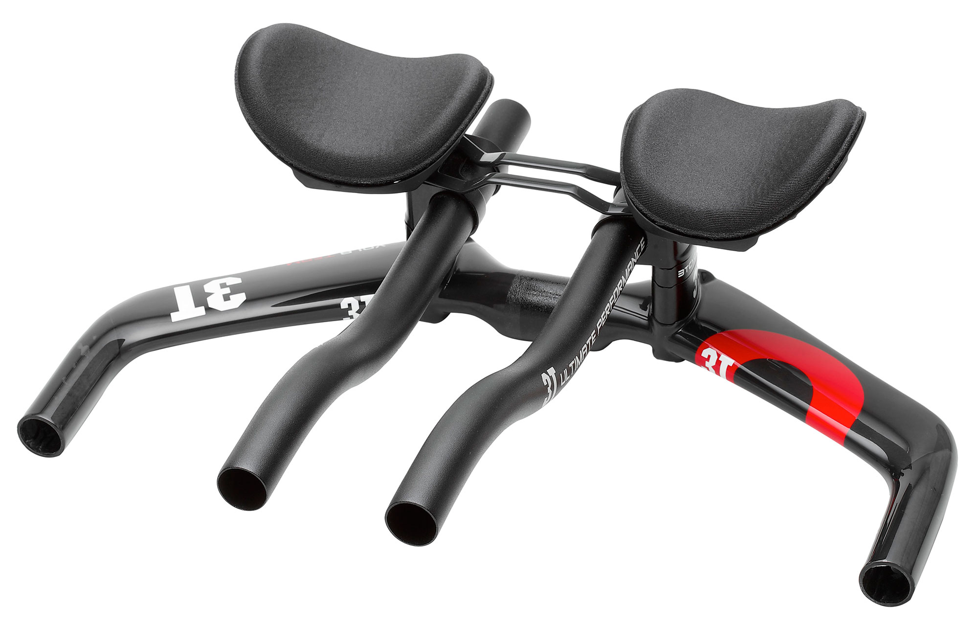 Details about  /3T VOLA PRO  Complete Triathlon Time Trial Handlebar W// EXTENTIONS /& EXTRAS