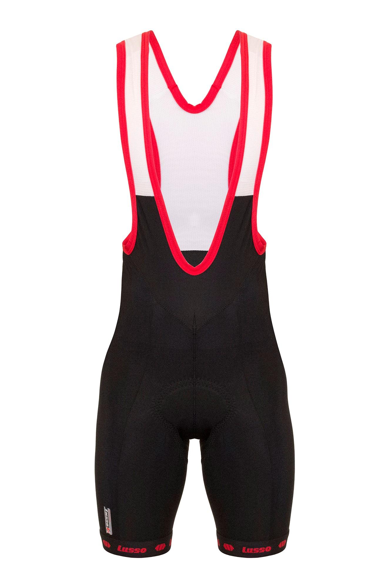 6603422dd Lusso Aero 50 Cycling Bib Shorts