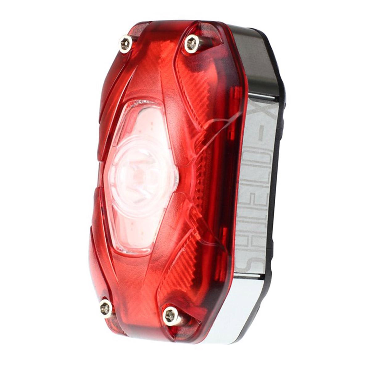 Moon Shield-X Auto Rechargeable Rear Light