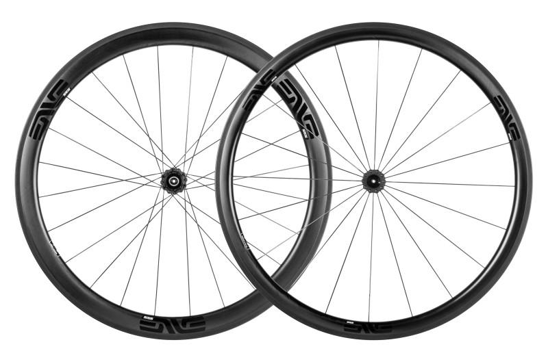 Enve 3.4 SES NBT Clincher Road Wheelset - Chris King Hubs