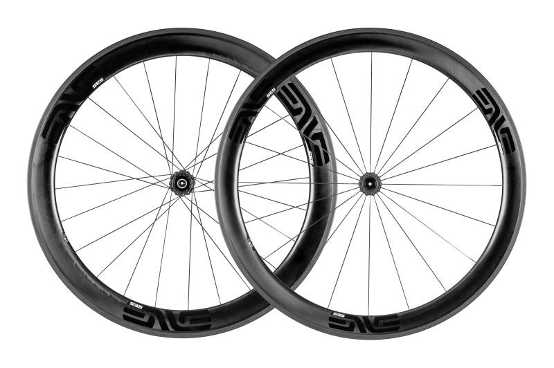 Enve 4.5 SES NBT Clincher Road Wheelset - Chris King Hubs