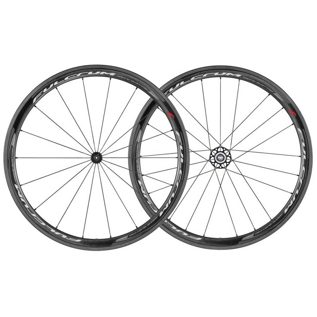 Fulcrum Racing Quattro Carbon Disc Road Wheelset