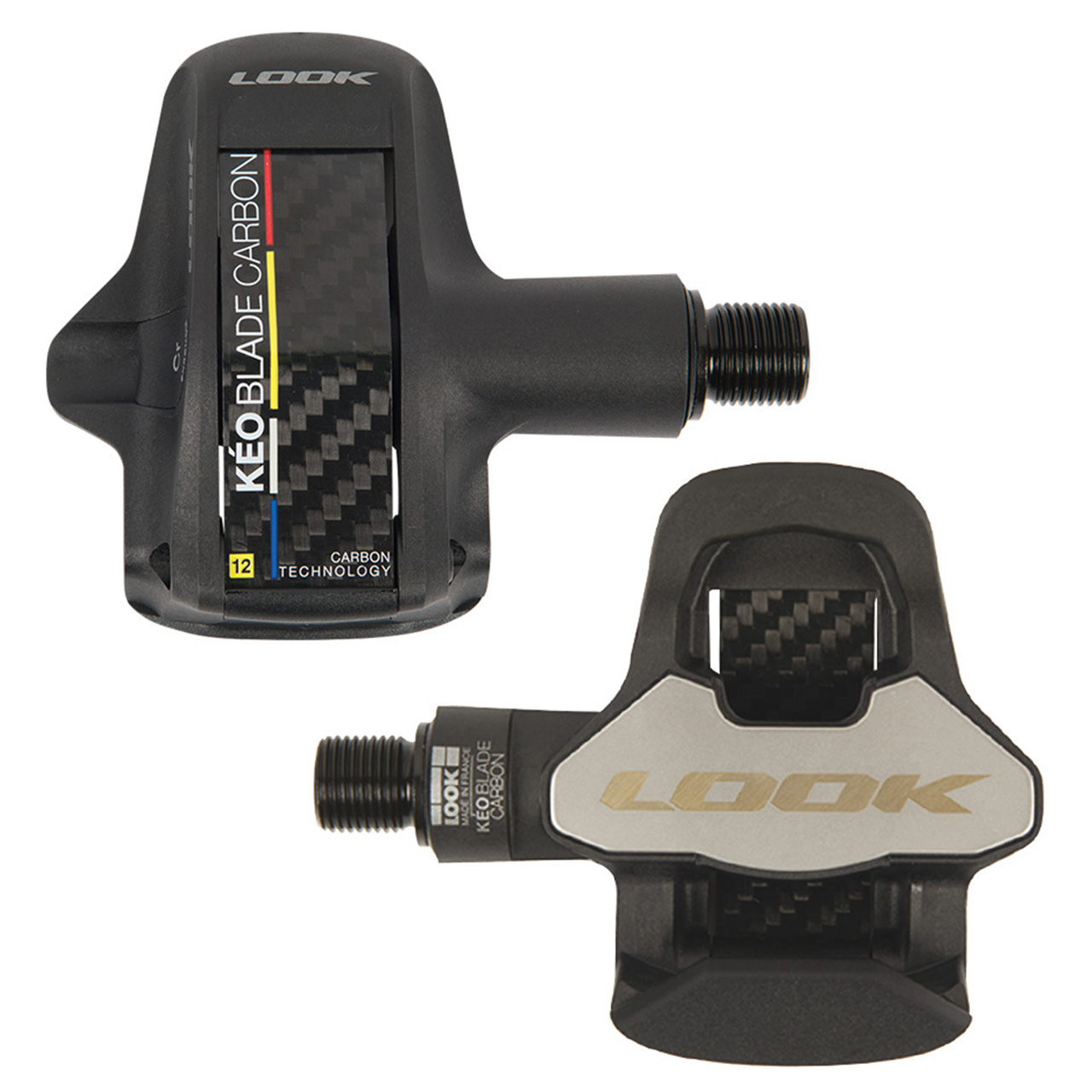 Look Keo Blade Carbon CR Pedals