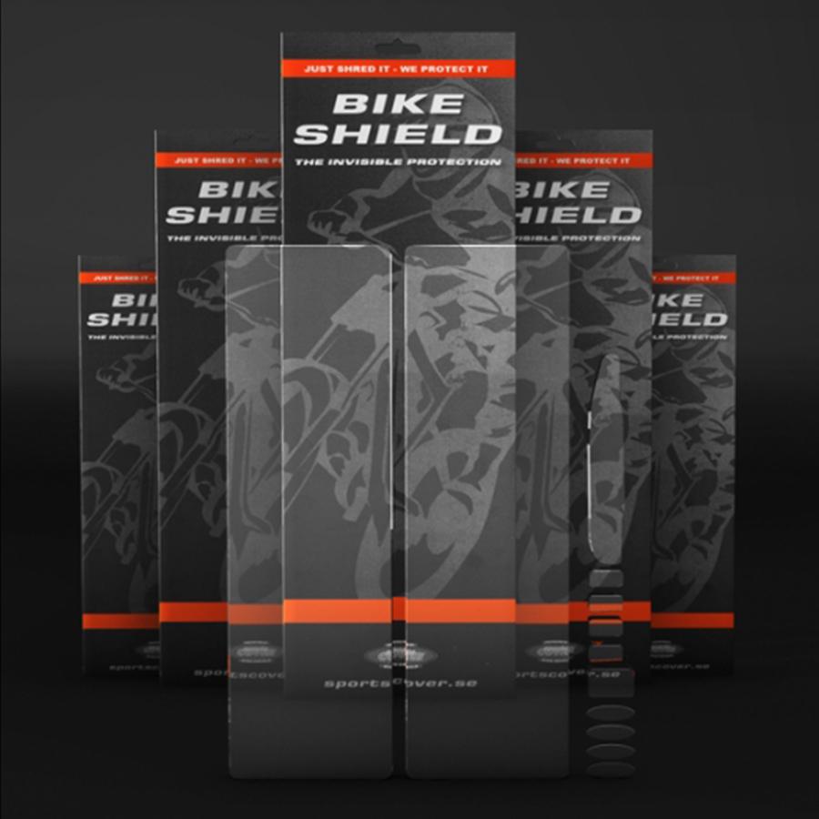 Bike Shield Full Pack Oversize Bike Protection Kit
