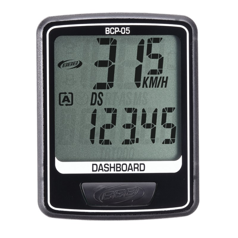 BBB BCP-05 Dashboard Wired Cycling Computer
