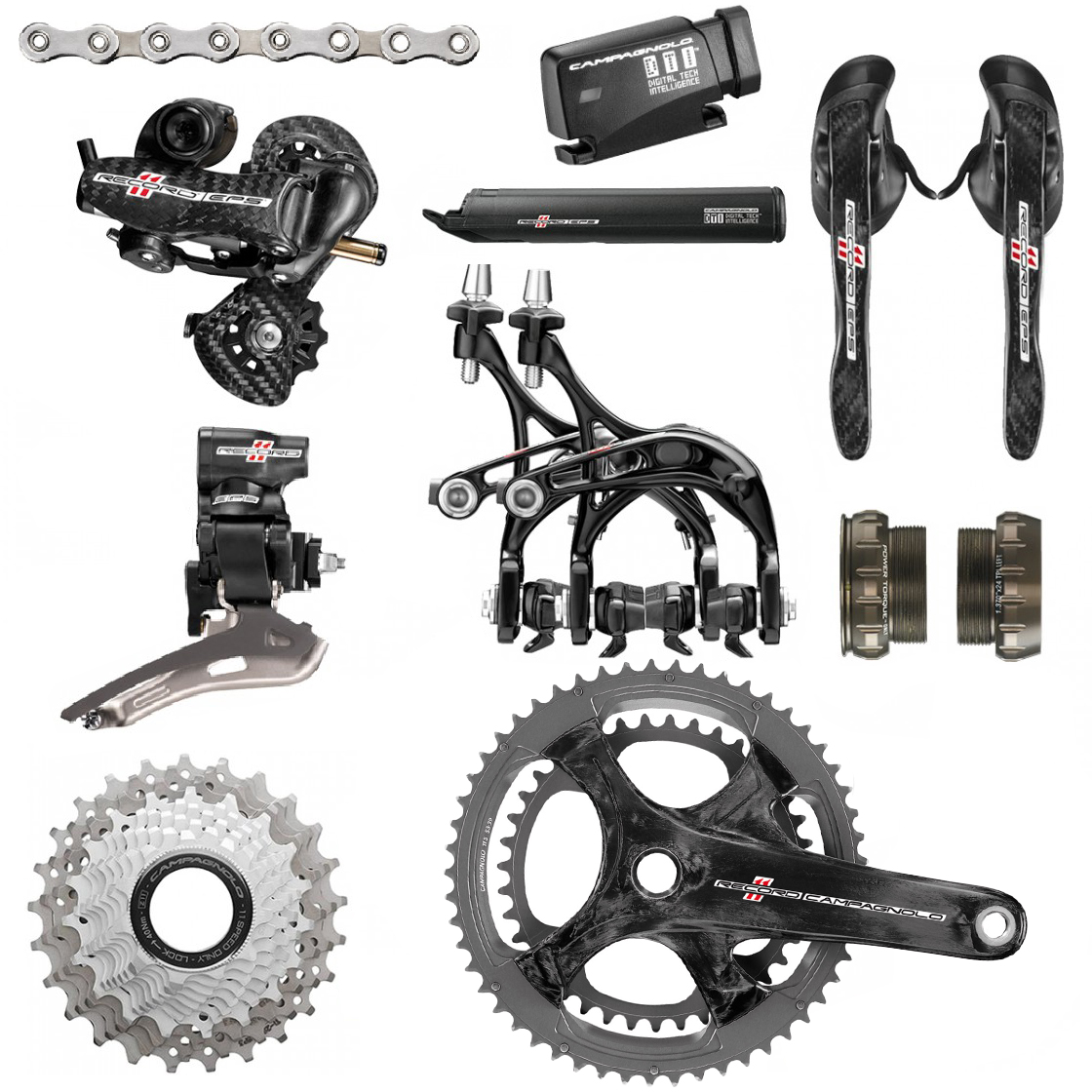 Campagnolo Record EPS V3 Electronic Groupset