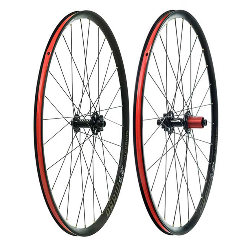 Pro-Build Chosen Hub/Alex Draw 1.9 Road / CX Disc Wheel - 700c