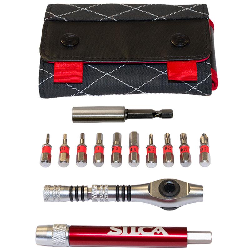 Silca T-Ratchet Kit + Ti Torque