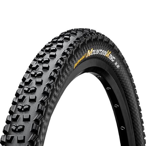 """Continental Mountain King Pure Grip Folding MTB Tyre - 27.5"""""""