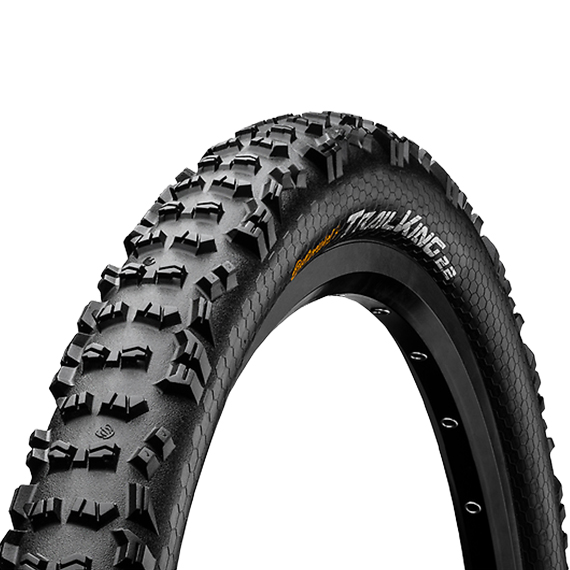 Continental Trail King Pure Grip Folding MTB Tyre - 29""
