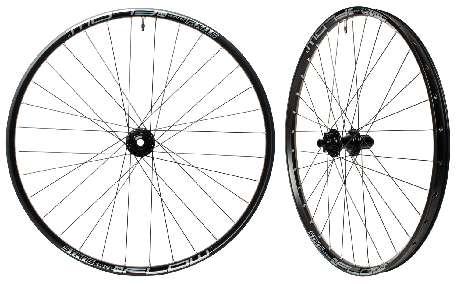 """Stans No Tubes Flow S1 Wheelset - 27.5"""" Boost"""
