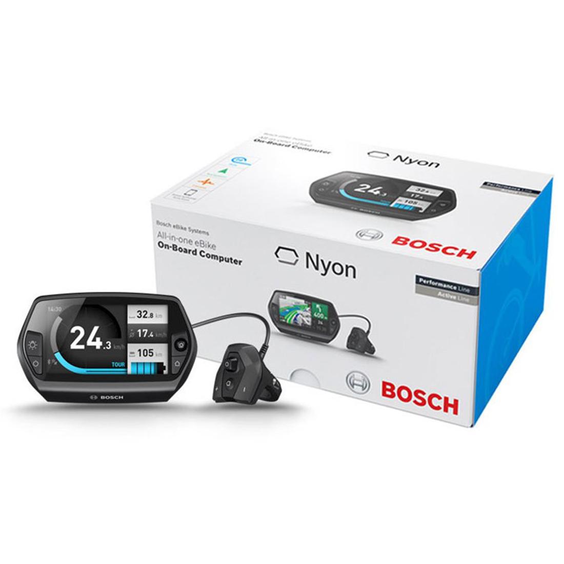 Bosch Nyon Display Retrofit Kit