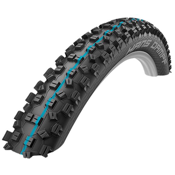 "Schwalbe Hans Dampf Addix Folding Tyre - 27.5"""