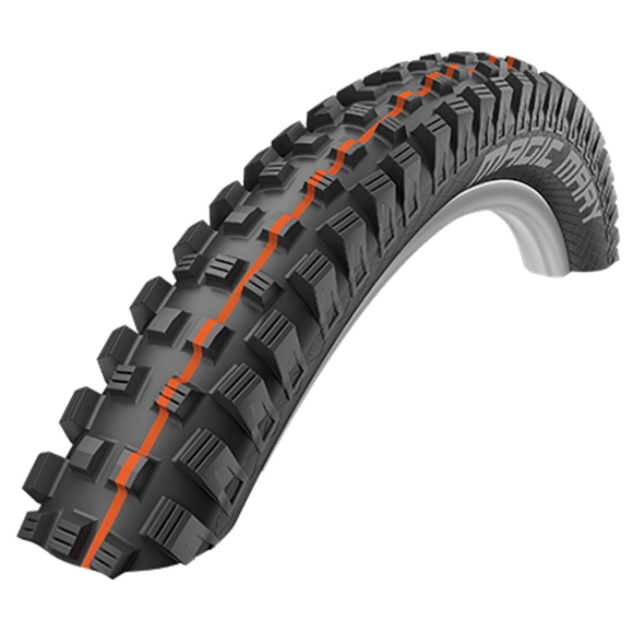 Schwalbe Magic Mary Addix Soft Folding Tyre - 27.5""