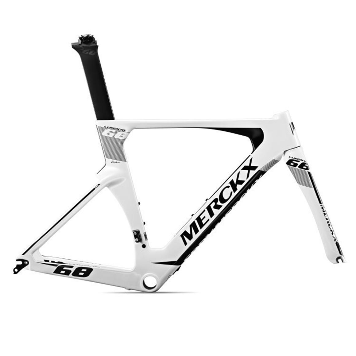Eddy Merckx Lugano 68 TT Frameset - 2017