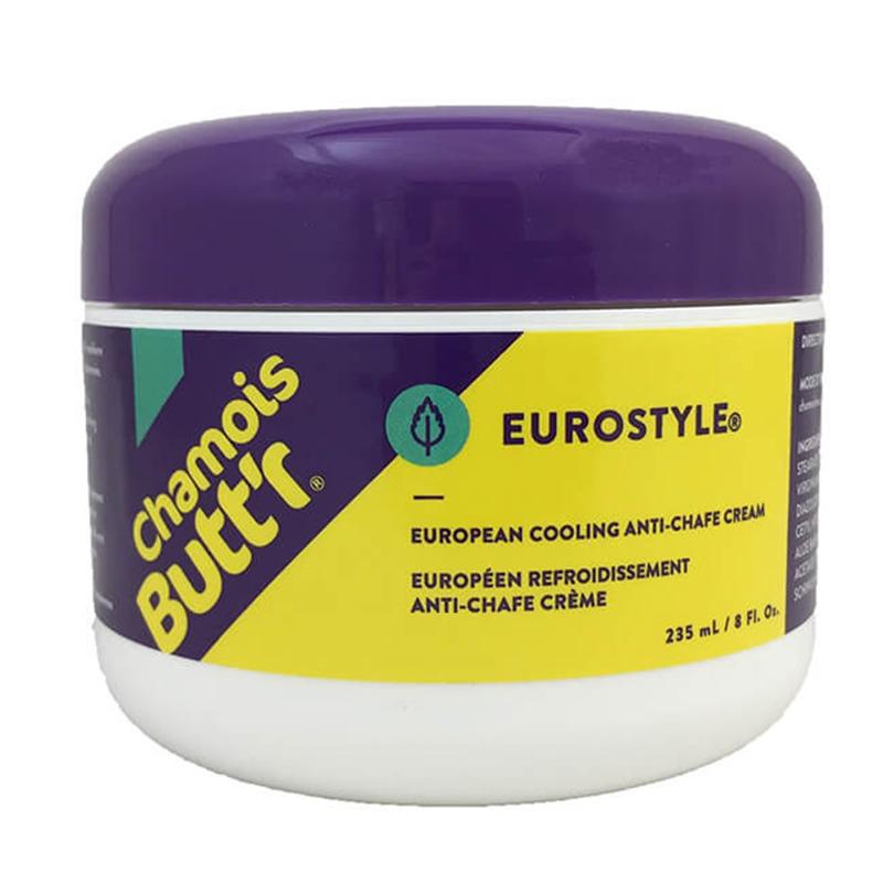 Chamois Butt'r Eurostyle 8oz Jar