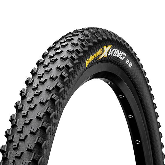 """Continental X-King Rigid MTB Tyre - 27.5"""" x 2.2"""