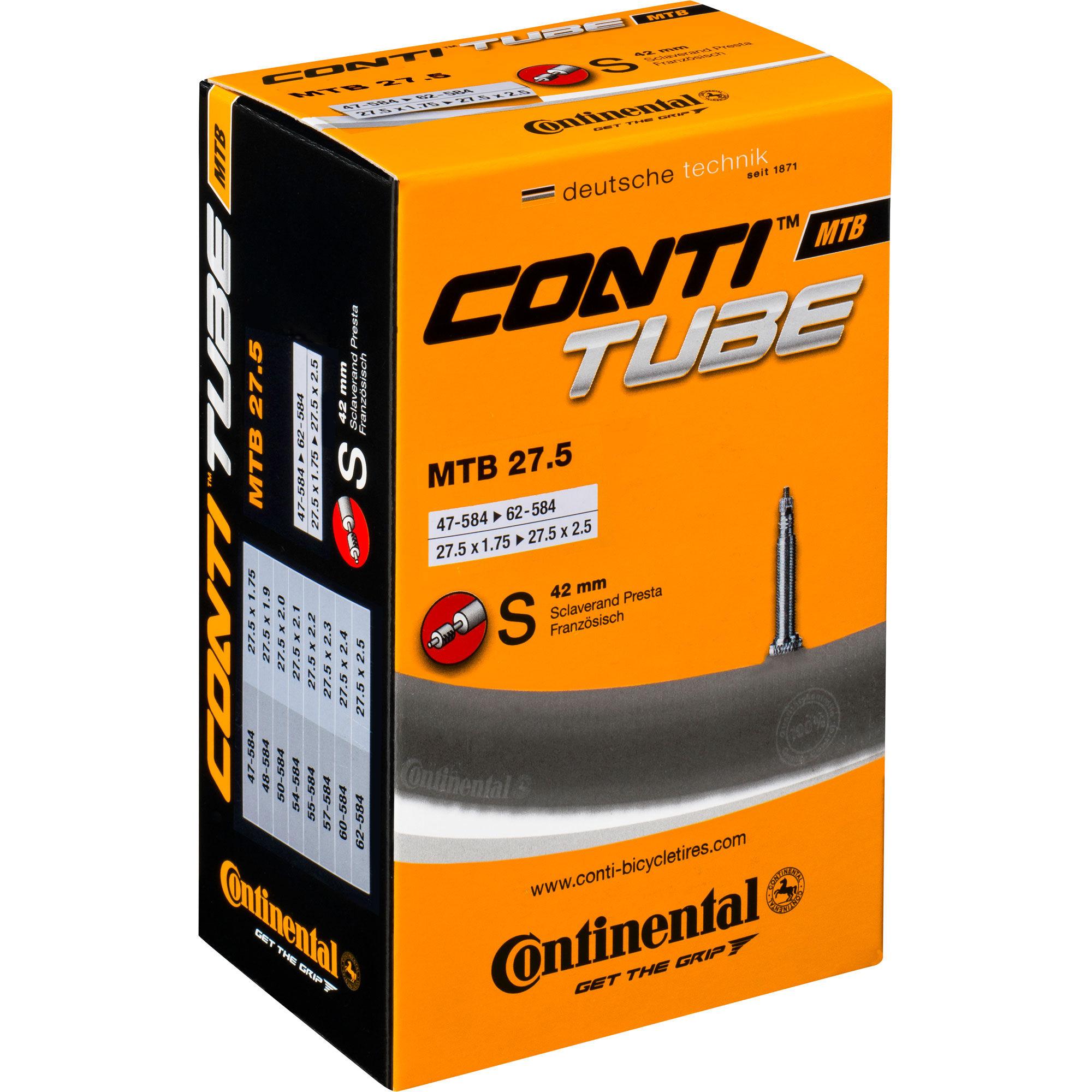 "Continental 27.5"" MTB Inner Tube"