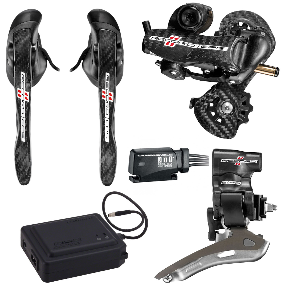 Campagnolo Record V3 EPS 11-Speed Gear Kit