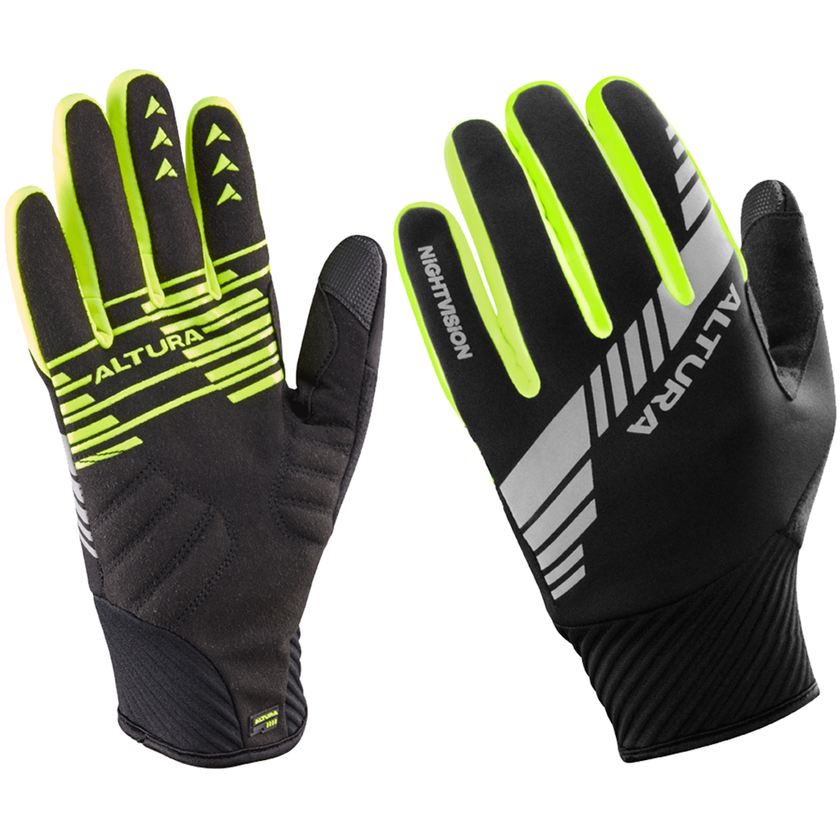 Altura Nightvision 3 Windproof Cycling Gloves - 2017
