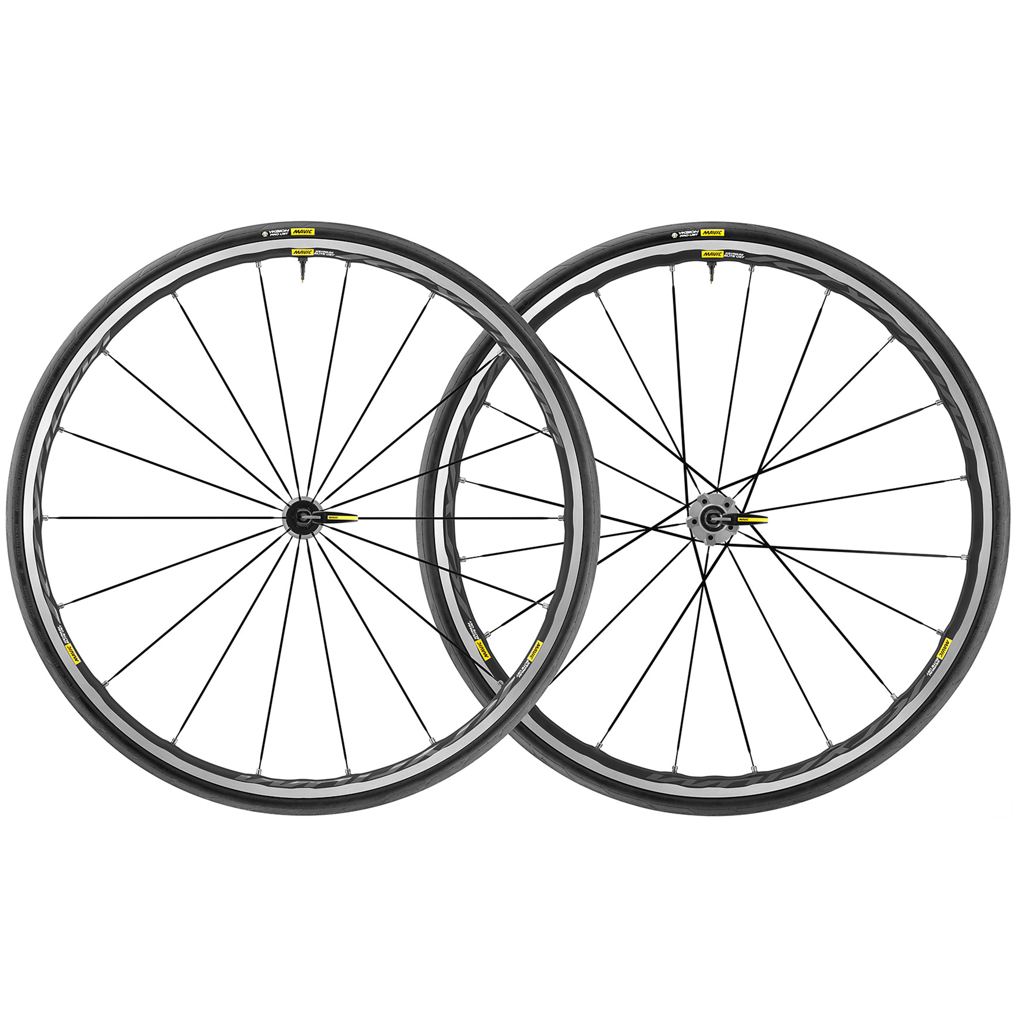 Mavic Ksyrium Elite UST Road Wheelset - 2018