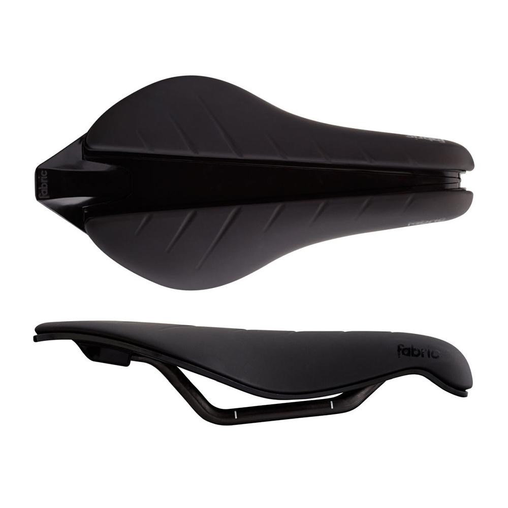 Fabric Tri Flat Pro Saddle