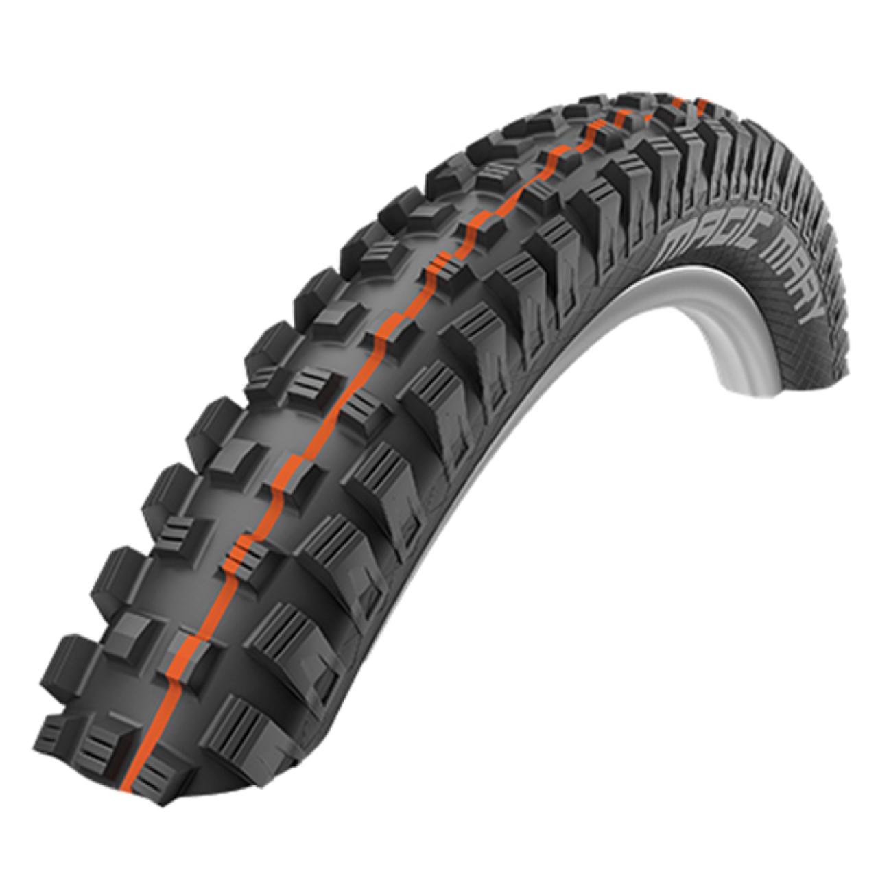 "Schwalbe Magic Mary Addix Soft Folding Tyre - 29"""