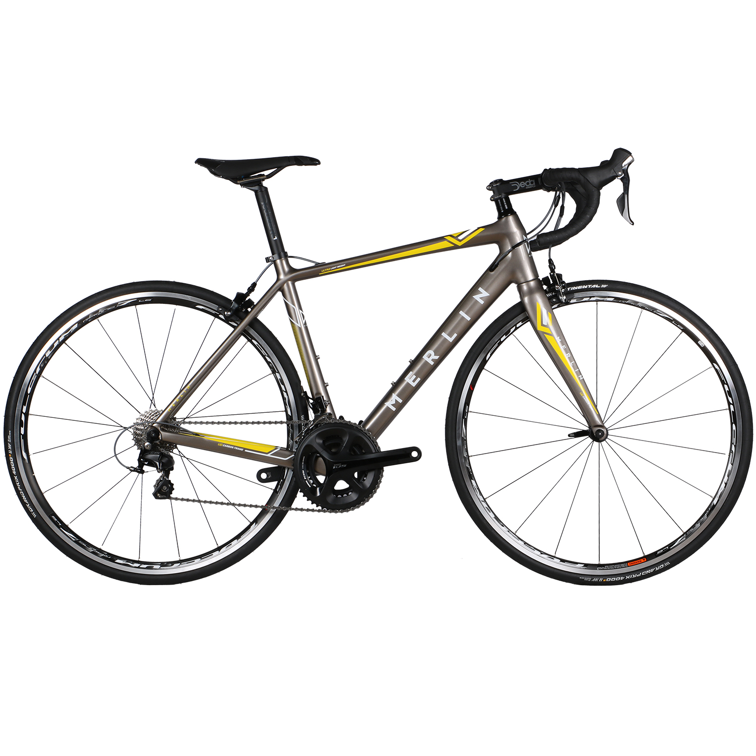 Merlin Cordite 105 R7000 Carbon Road Bike - 2019