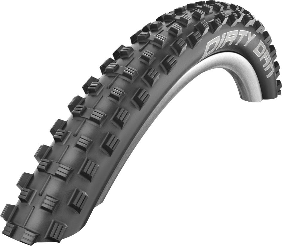 """Schwalbe Dirty Dan Evo LiteSkin Folding Tyre - 26"""""""