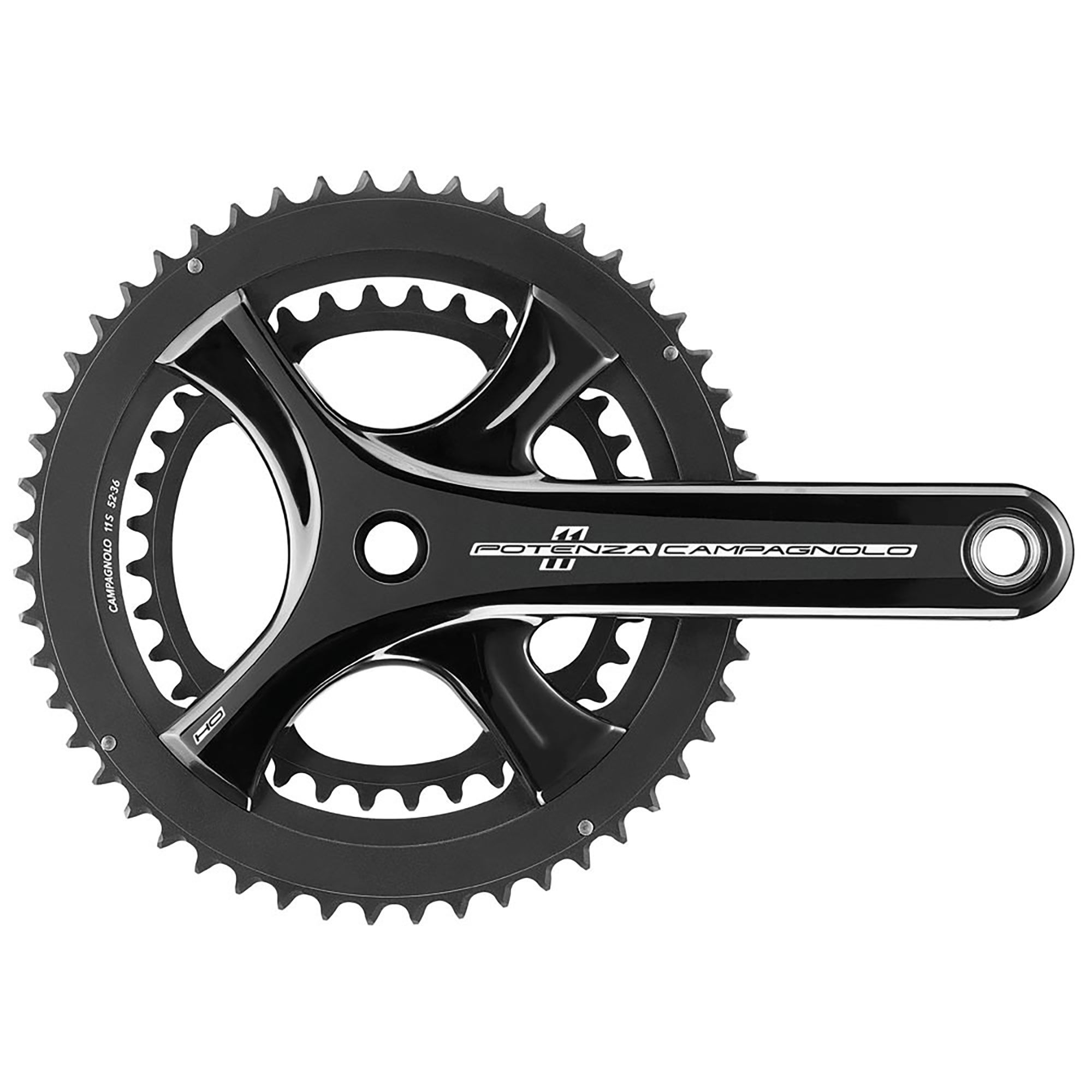 Campagnolo Potenza HO Ultra Torque Chainset - 11 Speed