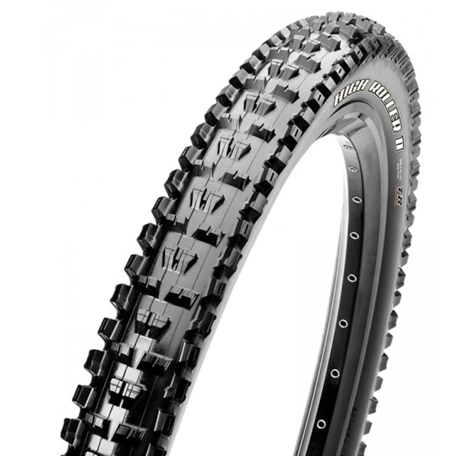 "Maxxis High Roller II Kev 62A/60A TR Folding MTB Tyre - 26"""